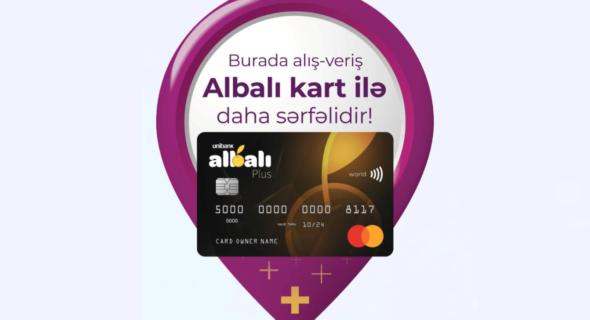 Albalı kartla öz qiymətinə 6 ay faizsiz taksitlə əldə edin